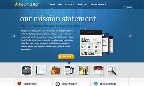thesource wordpress template
