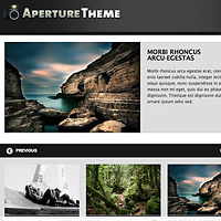 photoblog wordpress templates