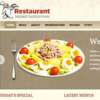 restaurant wordpress templates